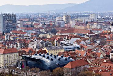 Das neue Stadt Graz Video kommt von soundlarge