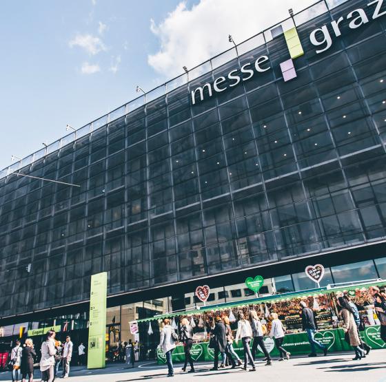 Frühlingsmesse Graz