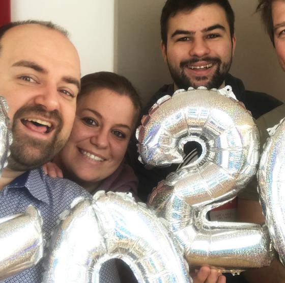 Die soundlarge-Crew wünscht einen tollen Start ins neue Jahr 2020
