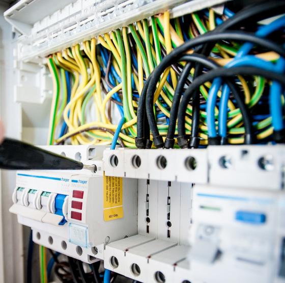 Elektrotechnik Leitinger Telefonschleifen Bauwesen