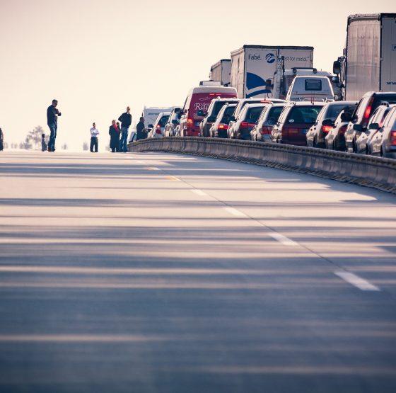 Verkehrsnachrichten Staus