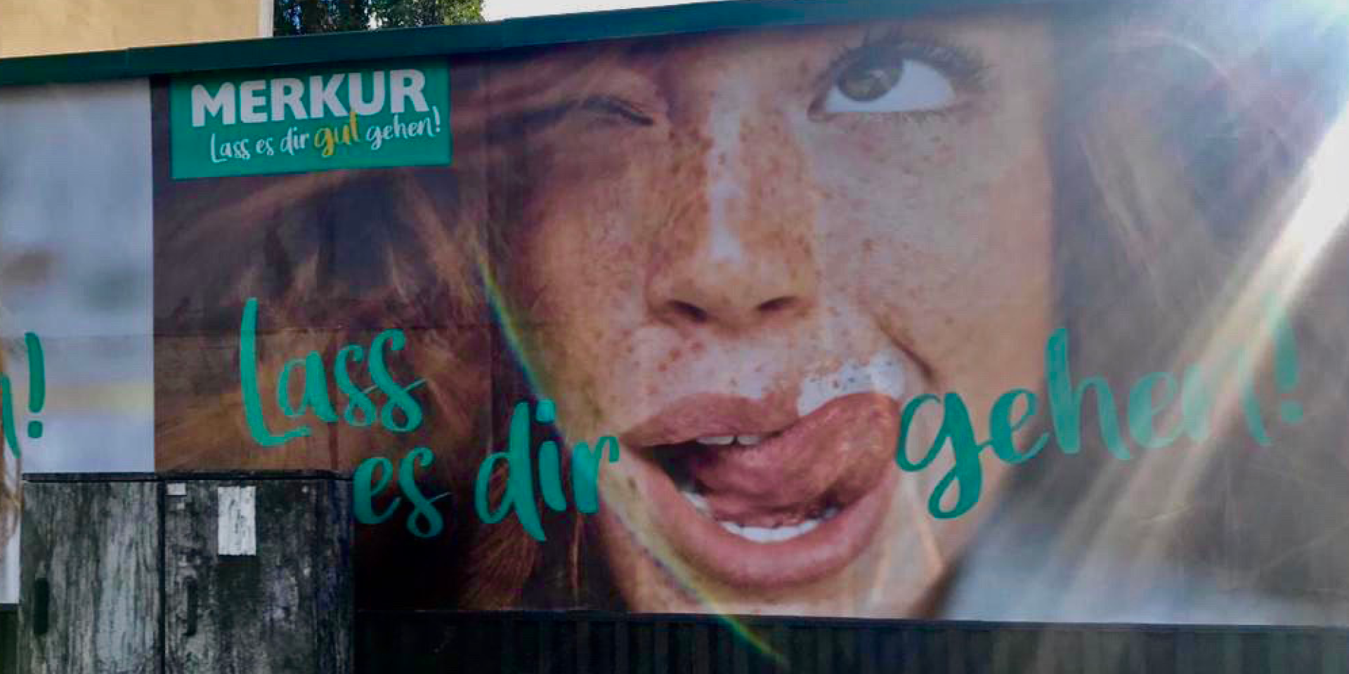 Merkur Kampagne