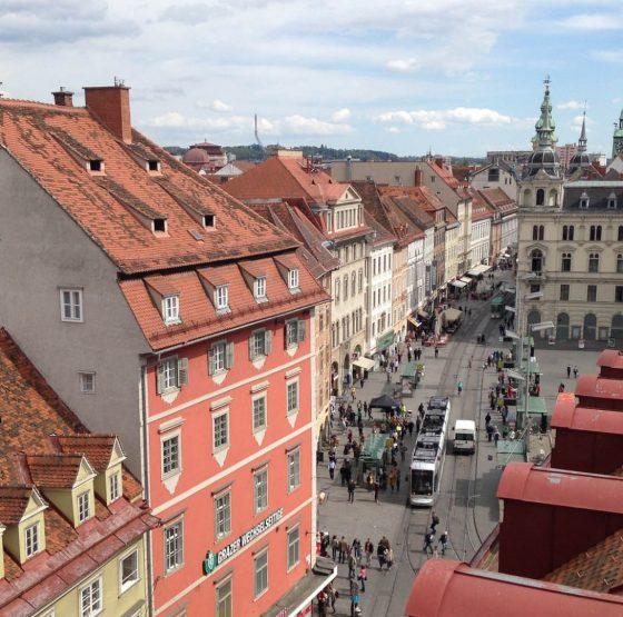 Sommer Graz Tipps
