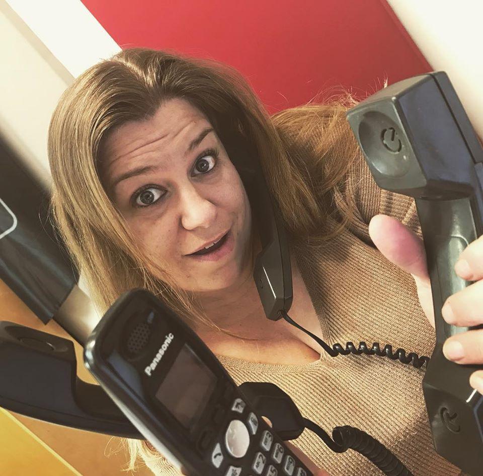 Kerstin Telefon Telefonschleifen professionell