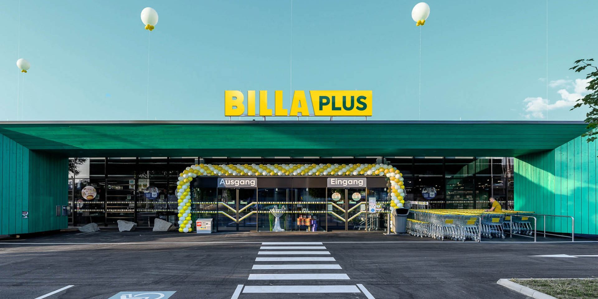 Billa Plus