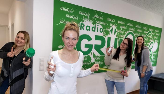 Radio Grün Weiß Moderatorinnen