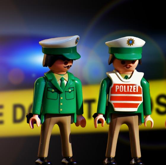 neue Playmobil Polizei