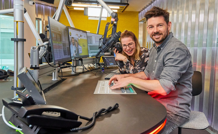 Life Radio Studios