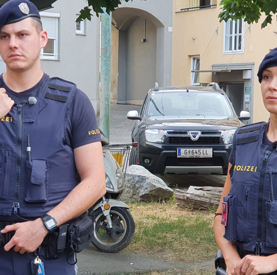 Polizei Graz ATV