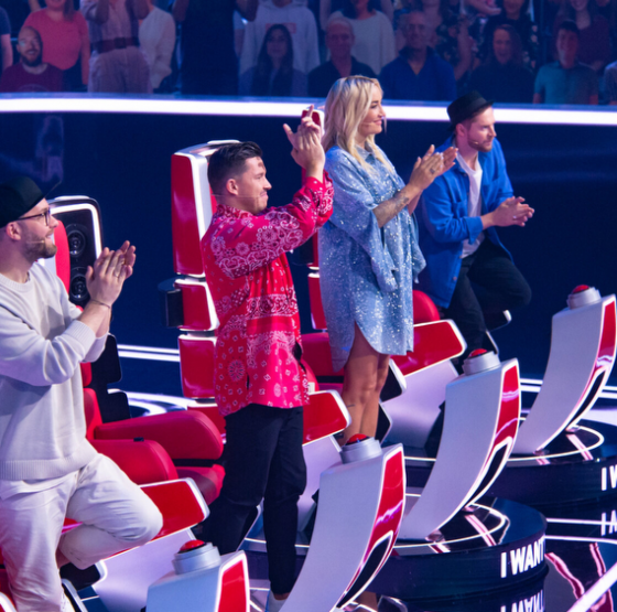 The Voice of Germany Start - Coaches