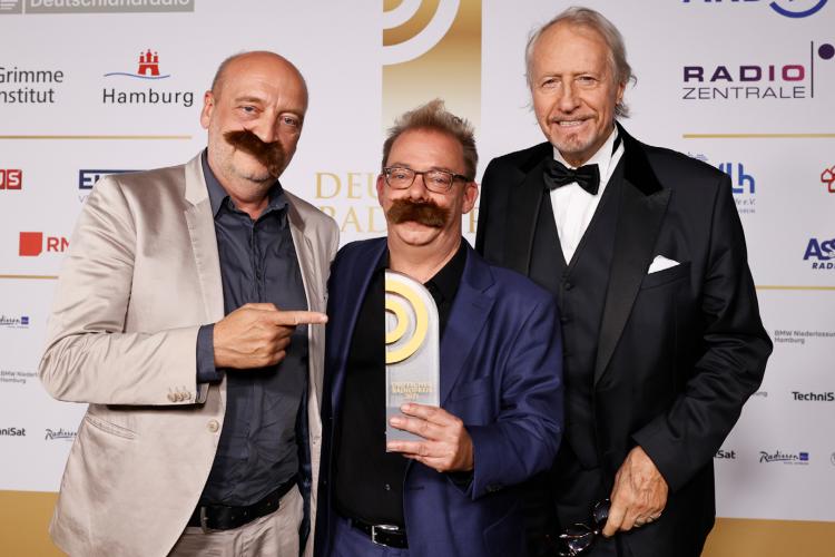 Deutscher Radiopreis 2021 Hamburg