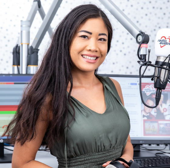 Vina Aquarina DAB+ Radio Austria